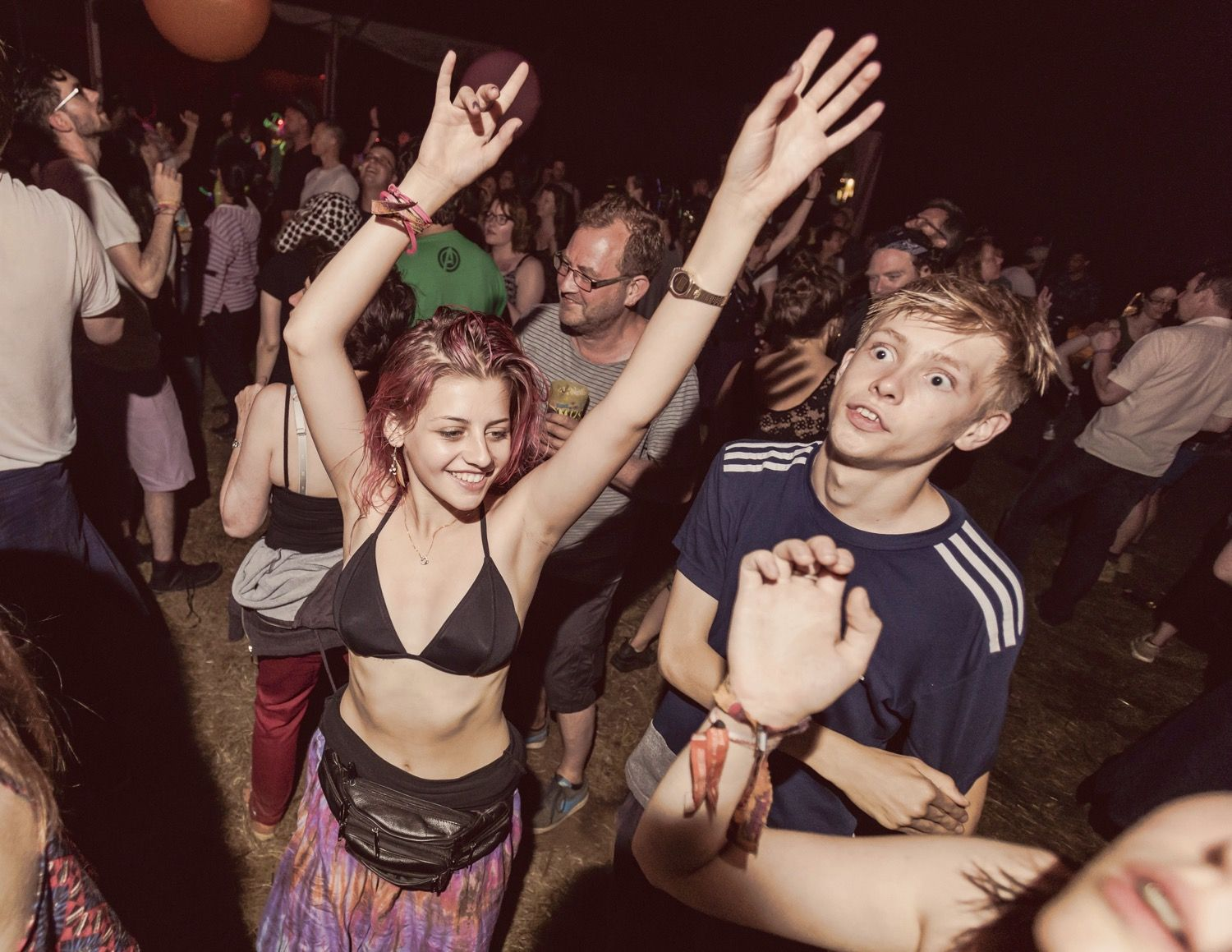 Buttoned Down Disco at Latitude Festival