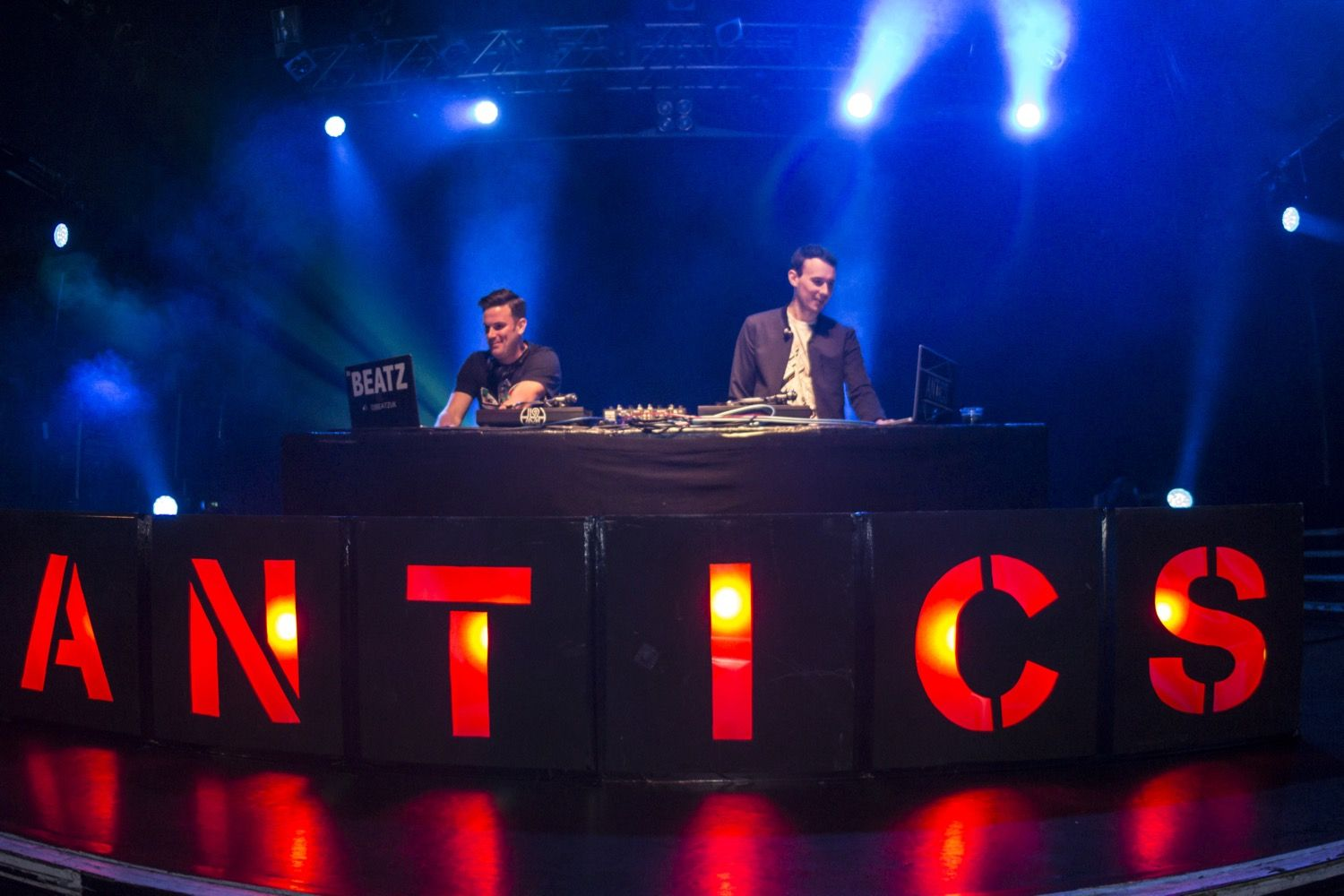 Antics Hip Hop Breaks Beats Dance Party KOKO Camden London
