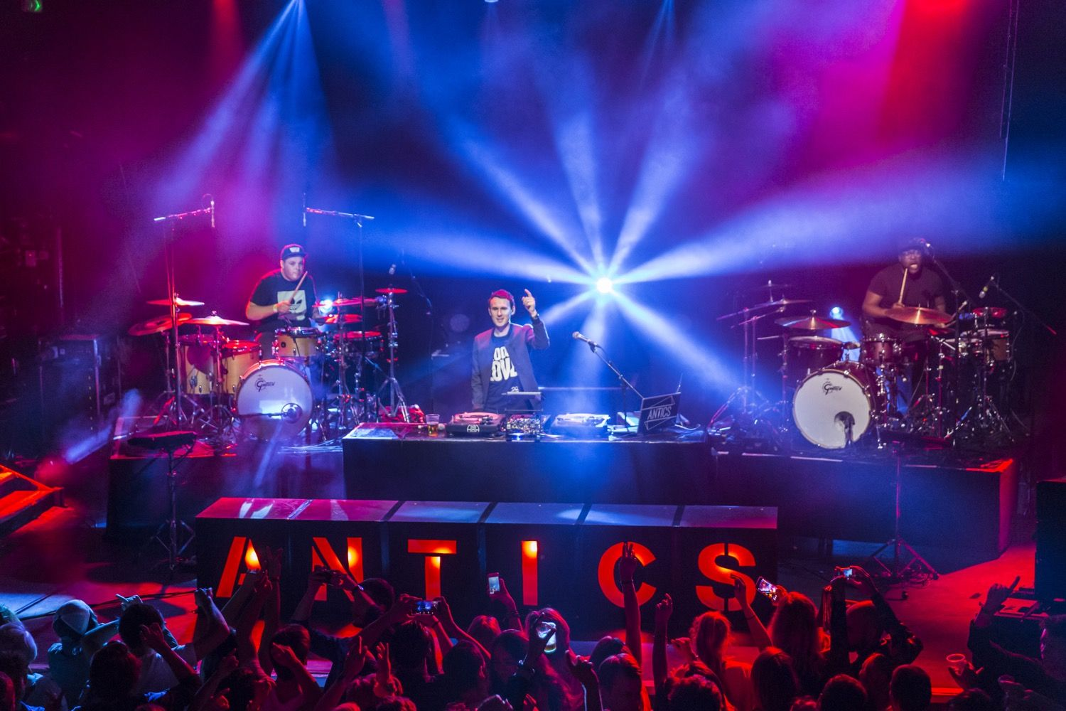 Antics Hip Hop Breaks Beats Bass Party KOKO London