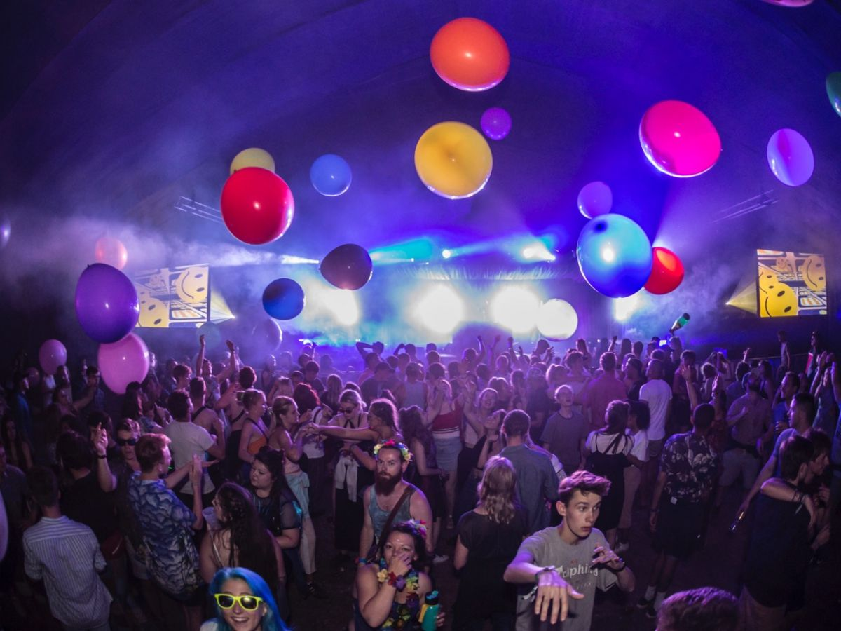 Buttoned Down Disco Indie Dance Party Latitude Festival