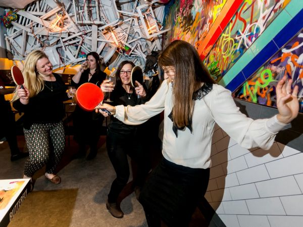 East Town Funk at Bounce Shoreditch London Club Night