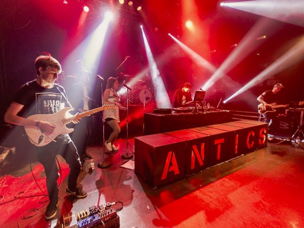 Antics Hip Hop Breaks Party KOKO Camden London