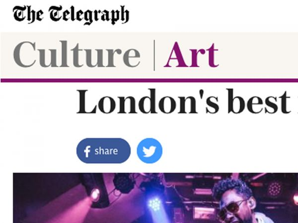 The Telegraph: London's best nightlife